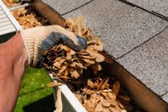 Nettoyage de chéneaux, verandas